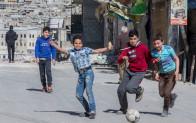 Afrin sokaklarında hayat canlanıyor