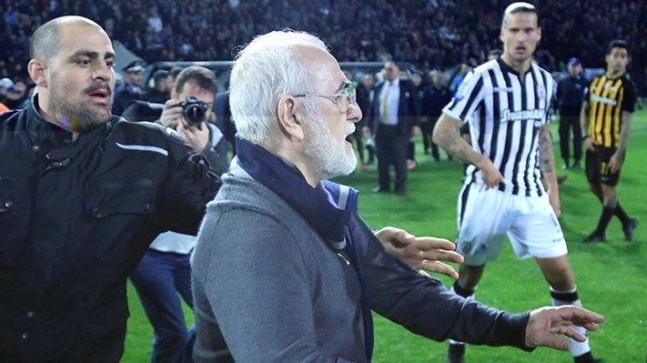 Avrupa Kulüpler Birliği PAOK'un üyeliğini askıya aldı