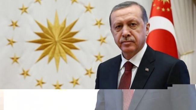 Cumhurbaşkanı Erdoğan'dan milli eskrimci Ünlüdağ'a tebrik