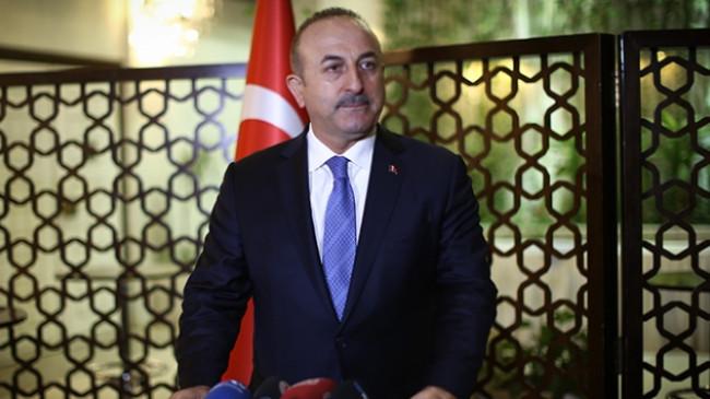 Dışişleri Bakanı Çavuşoğlu: Harekatın zor kısmı sona erdi, Afrin şehrine yönelmekteyiz