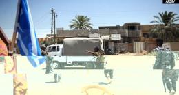 Kerkük'te Irak Türkmen Cephesi bürosuna roketatarlı saldırı