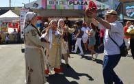 """Melbourne'da """"Türk Pazar Festivali"""" renkli görüntülerle başladı"""