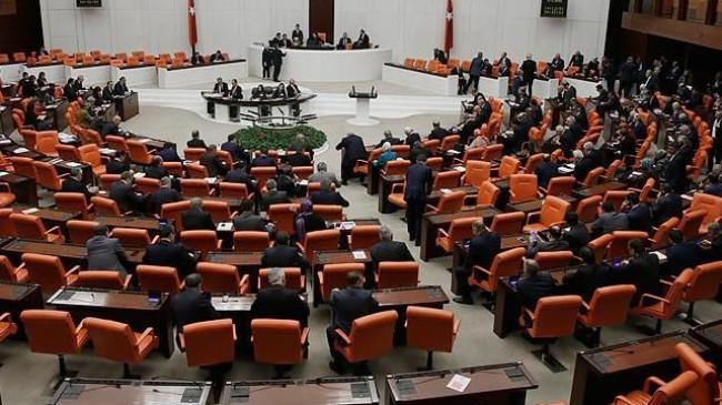 Seçim ittifakı teklifi Meclis'te