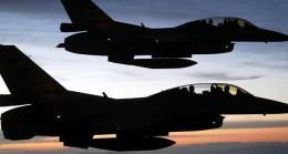 Son dakika haberi… Kuzey Irak'a hava harekatı: 18 hedef imha edildi
