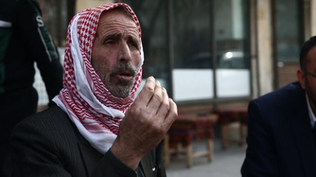 Suriyeli baba yıllardır oğlunun hasretiyle yaşıyor