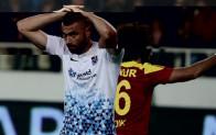 Trabzonspor, Malatya'da tek golle yıkıldı