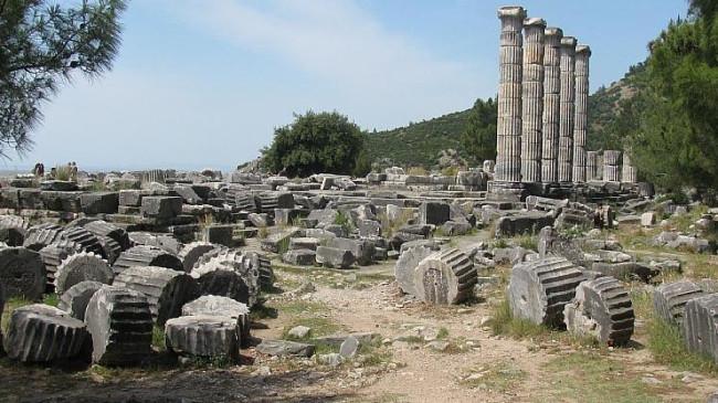 Priene, UNESCO Dünya Miras Geçici Listesi'ne kabul edildi
