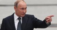 Putin: Suriye yeni silah denemek için bulunmaz fırsat