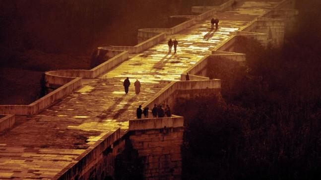 UNESCO Dünya Miras Geçici Listesi'ne giren Justinianus Köprüsü'ne restorasyon projesi
