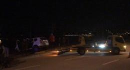 Giresun'da dur ihtarına uymayan sürücü polislere çarparak kaçtı: 1 şehit 2 yaralı