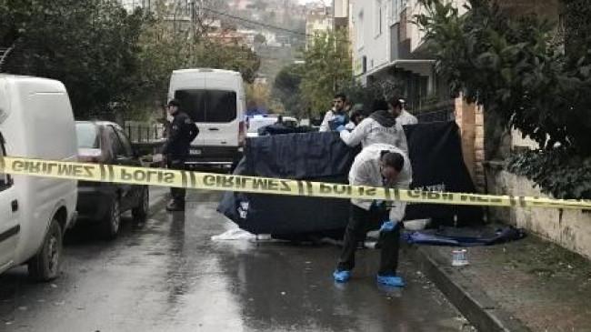 Maltepe'de kadın cinayeti