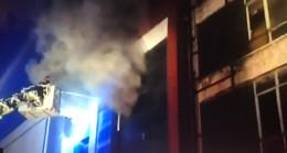 SON DAKİKA: Ankara Siteler'de yangın: 5 işçi hayatını kaybetti