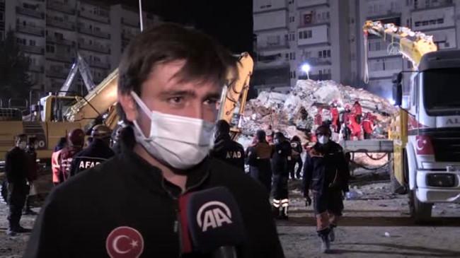 AFAD Başkanı Güllüoğlu, İdil'in 58 saat sonra enkazdan çıkarılmasını değerlendirdi Açıklaması