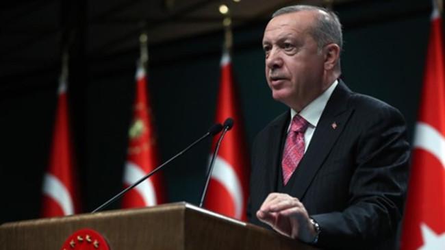 Son Dakika! Cumhurbaşkanı Erdoğan: Perşembe veya Cuma günü aşılama başlayacak