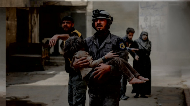 52 sivil Doğu Guta'dan tahliye edildi