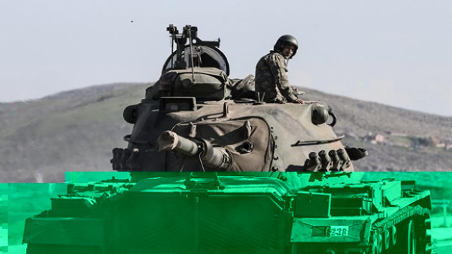 Afrin'de 8 köy daha teröristlerden arındırıldı