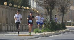 """Erbil'de """"barış"""" temalı yarı maraton"""