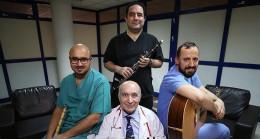 Kalp-damar cerrahisinin müzisyen doktorları