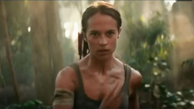 """""""Tomb Raider"""" filmi için geri sayım başladı"""