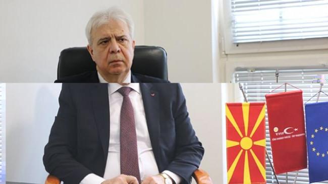 Türk kökenli Makedonyalı Bakan'dan, Türkiye'nin FETÖ ile mücadelesine destek