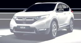 Yeni Honda CRV Avrupa'da