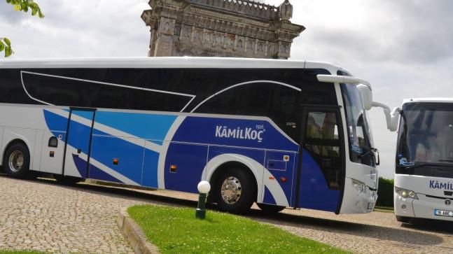 TEMSA'dan Kamil Koç'a 26 otobüslük teslimat