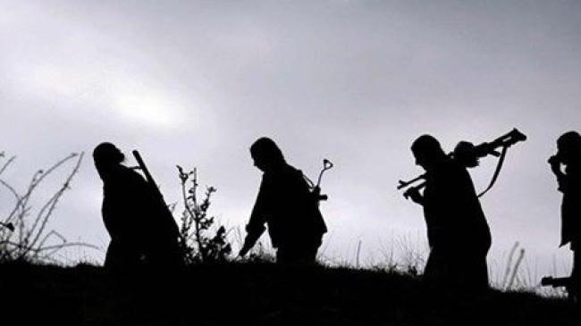 'Gri' listede aranan PKK'lı terörist ölü olarak ele geçirildi