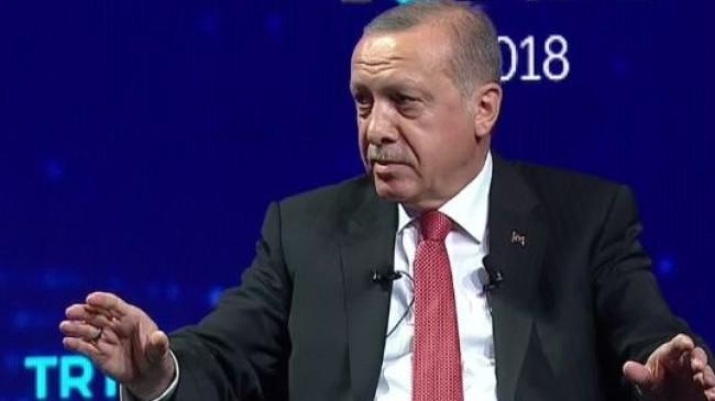SON DAKİKA: Cumhurbaşkanı Erdoğan: Bu mantıkla giderse AB konusunda bize düşen de 81 milyona gitmek