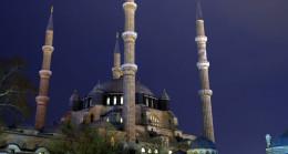 """Selimiye'nin ışıkları """"Dünya Saati"""" için kapandı"""